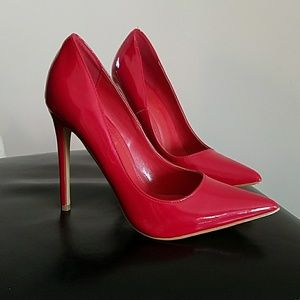 Red Heels | Shoe Republic | 8